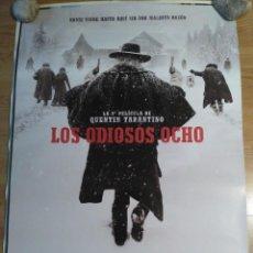 Cine: LOS ODIOSOS OCHO - APROX 70X100 CARTEL ORIGINAL CINE (L52). Lote 105772839