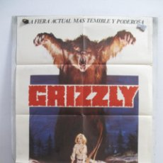 Cine: GND2518 GRIZZLY. Lote 106019911