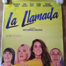 Cine: LA LLAMADA - APROX 70X100 CARTEL ORIGINAL CINE (L53). Lote 113124332