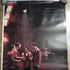 Cine: JERSEY BOYS - APROX 70X100 CARTEL ORIGINAL CINE (L53). Lote 106103911