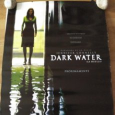 Cine: DARK WATER - APROX 70X100 CARTEL ORIGINAL CINE (L53). Lote 106106195