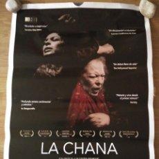 Cinema: LA CHANA - APROX 70X100 CARTEL ORIGINAL CINE (L54). Lote 106970215