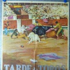 Cine: TARDE DE TOROS - DOMINGO ORTEGA, ANTONIO BIENVENIDA, ENRIQUE VERA - AÑO 1971. Lote 107060923
