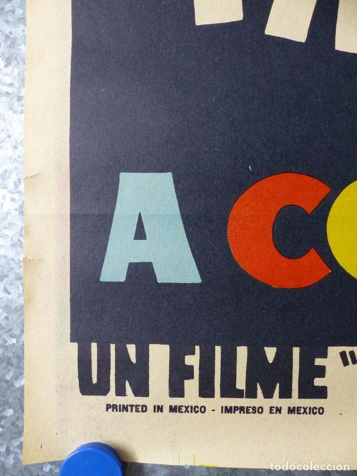 Cine: AUTOPSIA DE UN FANTASMA - BASIL RATHBONE, JOHN CARRADINE, AMADEE CHABOT - AÑO 1968 - Foto 3 - 107223643