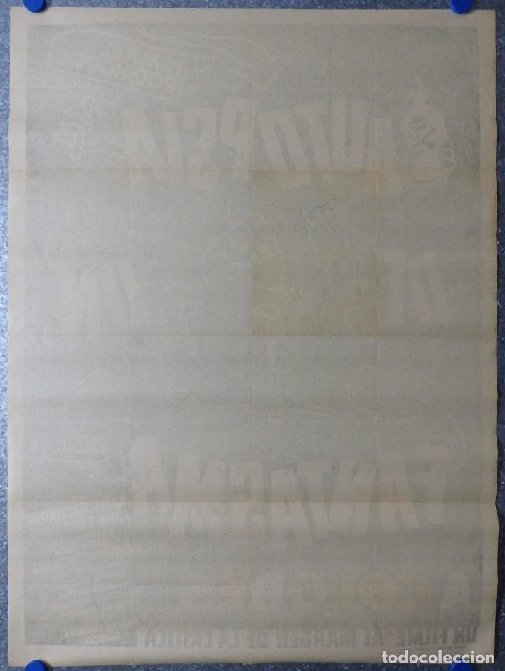 Cine: AUTOPSIA DE UN FANTASMA - BASIL RATHBONE, JOHN CARRADINE, AMADEE CHABOT - AÑO 1968 - Foto 7 - 107223643