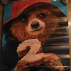 Cine: PADDINGTON 2 - APROX 70X100 CARTEL ORIGINAL CINE (L54). Lote 107293555
