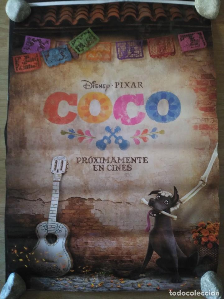 COCO - APROX 70X100 CARTEL ORIGINAL CINE (L54) (Cine - Posters y Carteles - Infantil)