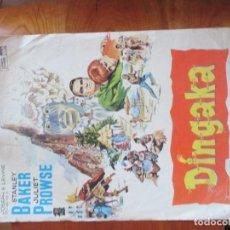 Cine: DINGAKA -CARTEL 28X40. Lote 107302739