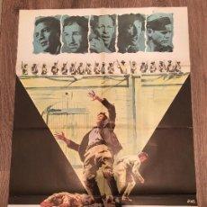 Cine: CARTEL DE CINE DEL ESTRENO DE LA PELÍCULA MOTÍN (1969). Lote 107322430