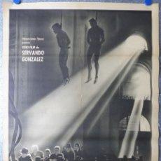 Cine: EL ESCAPULARIO - SERVANDO GONZALEZ - TERROR - AÑO 1968. Lote 107472431