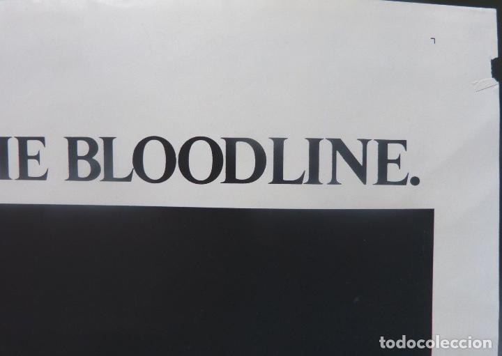 Cine: Bloodline/Sidney Sheldon´s/Audrey Hepburn/One sheet/1979 - Foto 8 - 107691599