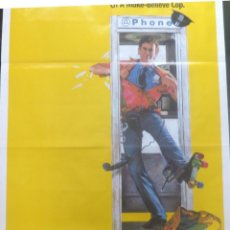 Cine: OFF BEAT MOVIE POSTER/ONE SHEET/1986. Lote 107693247