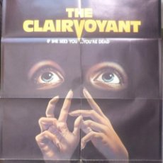 Cine: THE CLAIRVOYANT MOVIE POSTER/1984/TWENTIETH CENTURY FOX. Lote 107856235