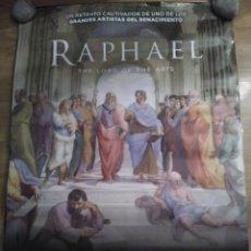 Cine: RAPHAEL - APROX 70X100 CARTEL ORIGINAL CINE (L54). Lote 107943595