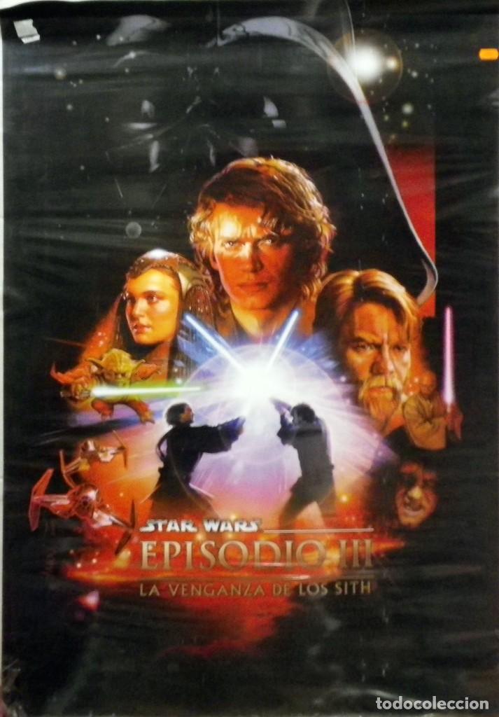 ORIGINALES DE CINE: STAR WARS. EPISODIO III. LA VENGANZA DE LOS SITH. (Cine - Posters y Carteles - Ciencia Ficción)