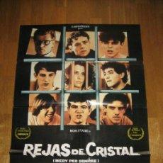Cine: REJAS DE CRISTAL, MERY PER SEMPRE, MICHELE PLACIDO, CLAUDIO AMENDOLA, MARCO RISI, FRANCESCO BENIGNO. Lote 289274943