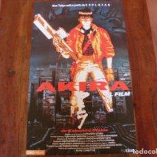 Cine: AKIRA EL FILM - ANIMACION MANGA - DIR. KATSUHIRO OTOMO. Lote 108454803