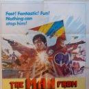 Cine: THE MAN FROM HONG KONG POSTER,ORIGINAL,1975,TWENTIETH CENTURY-FOX. Lote 108840059