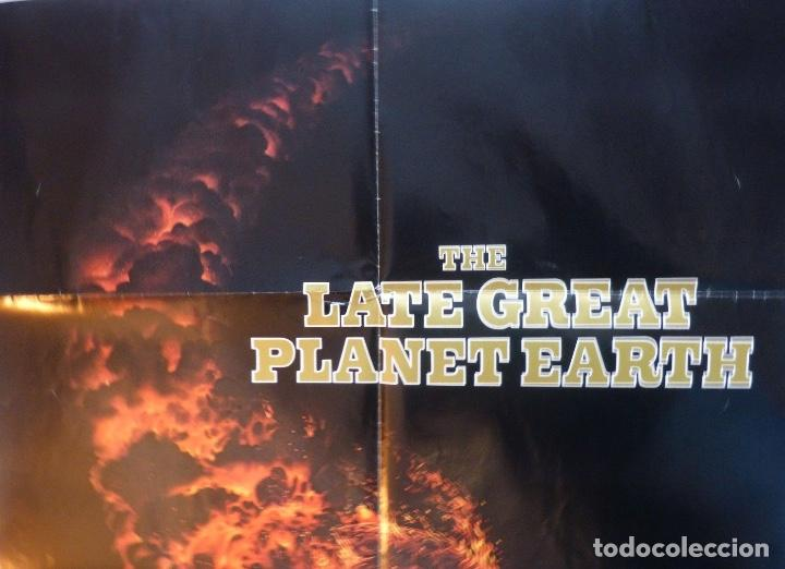 Cine: The late great planet earth original poster, 1976,Orson Welles. - Foto 6 - 108843679