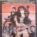 Cine: DIE GNADENLOSE CLIQUE,GERMAN,MOVIE POSTER,1986. Lote 108845835