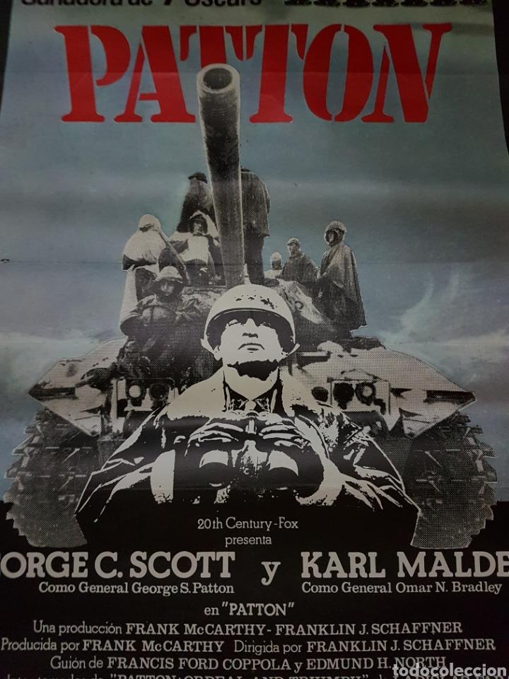 Cine: Cartel cine original Patton - Foto 3 - 109035160