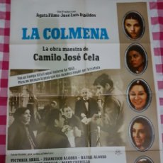 Cine: CARTEL CINE ORIGINAL LA COLMENA 1983 M. Lote 109044246