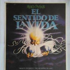 Cine: CARTEL CINE, EL SENTIDO DE LA VIDA , C206. Lote 109051207