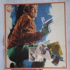 Cine: CARTEL CINE, CARTEL CINE, DETECTIVE PRIVADO, ROBERT MITCHUM, SARAH MILES, 1978, JANO , C207. Lote 109051371