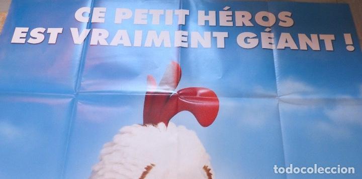Cine: Chicken little movie poster, French, 2005/Folded/Teaser - Foto 5 - 109052579