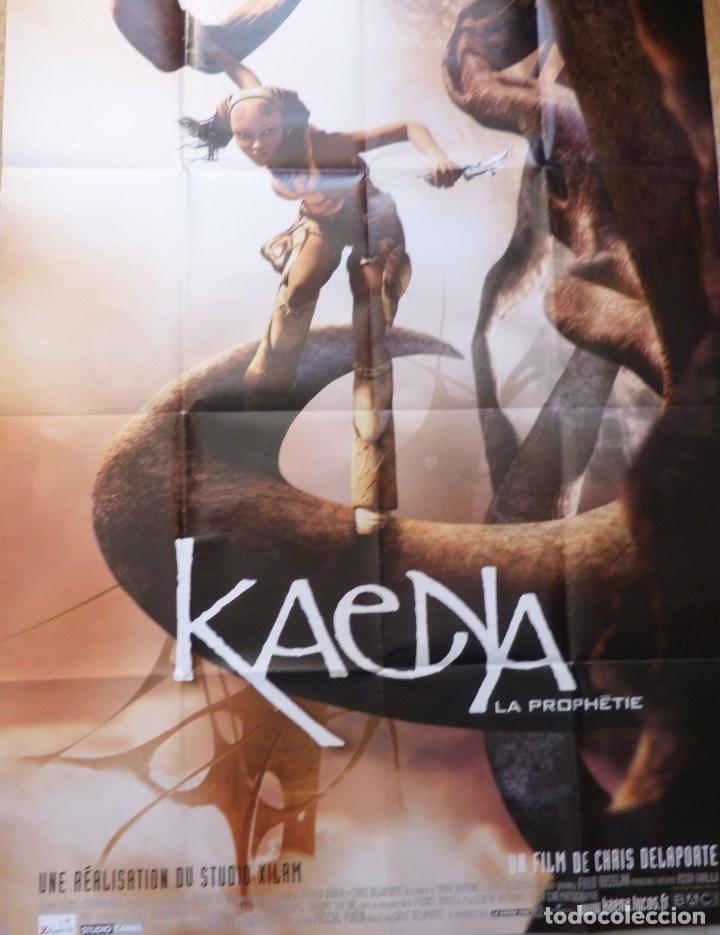 KAENYA: LA PROPHETIE MOVIE POSTER, FOLDED,1P,FRENCH (Cine - Posters y Carteles - Infantil)