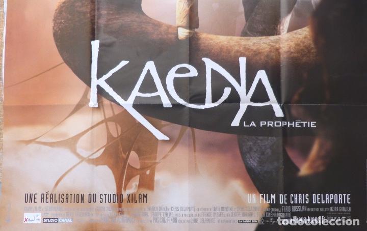 Cine: Kaenya: La prophetie movie poster, folded,1P,French - Foto 2 - 109090311