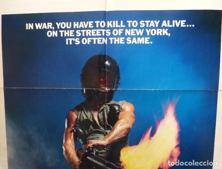 Cine: The exterminator original poster,1980 - Foto 4 - 109096767