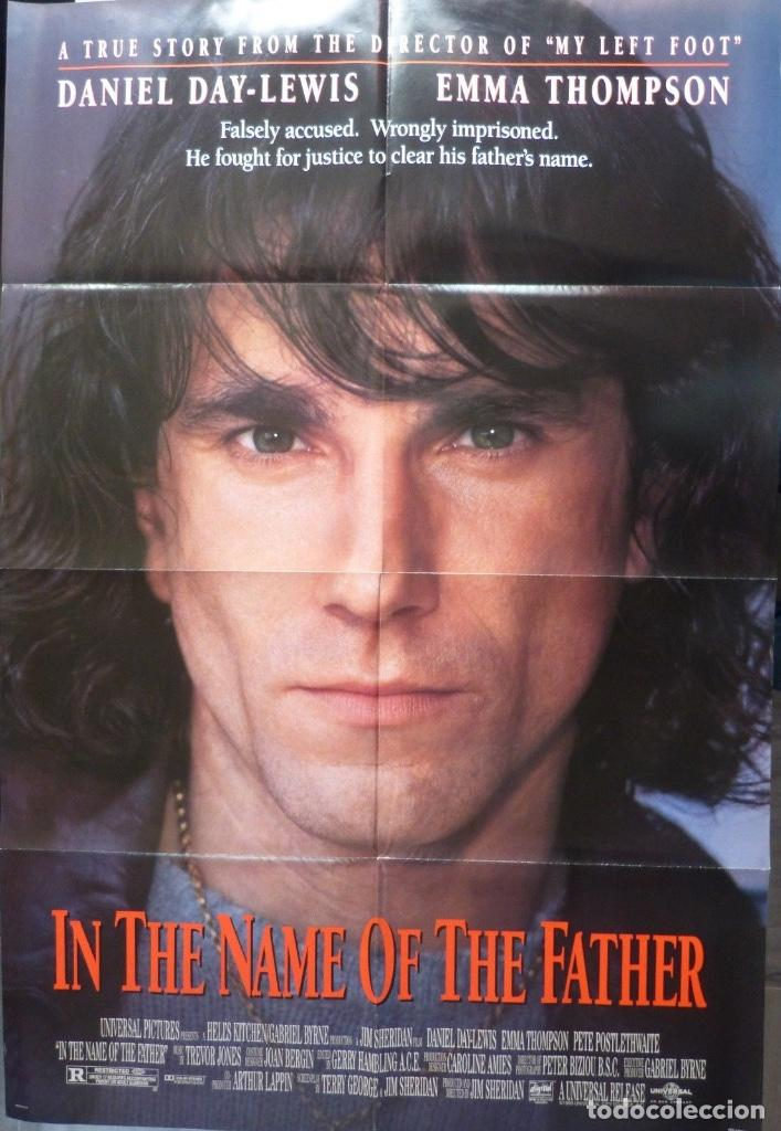 IN THE NAME OF THE FATHER,1993,UNIVERSAL PICTURES.,27X41 INCHES (Cine - Posters y Carteles - Suspense)