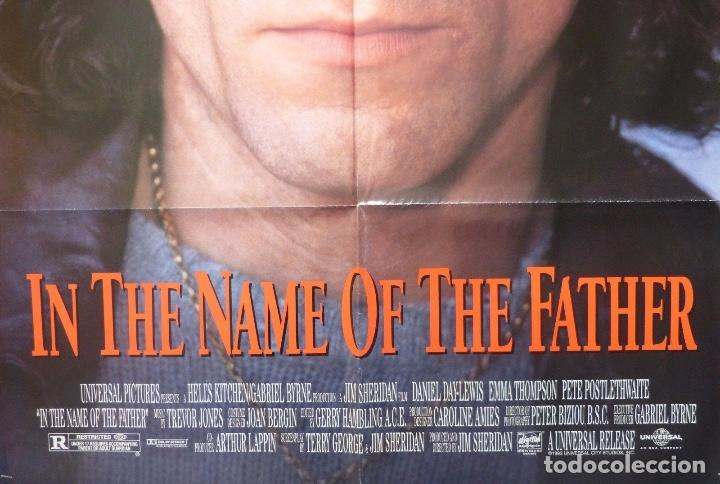 Cine: In the name of the father,1993,Universal pictures.,27x41 inches - Foto 2 - 109171331