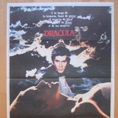 Cinema: CARTEL CINE, DRACULA, FRANK LANGELLA, LAURENCE OLIVIER, C1251. Lote 109285063