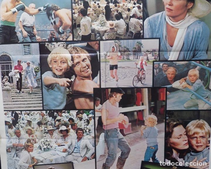 Cine: The champ movie poster,1979,Metro-Goldwyn-Mayer,Jon Voight,Faye Dunaway - Foto 3 - 109287447