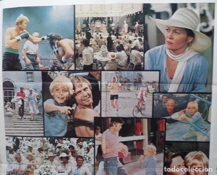 Cine: The champ movie poster,1979,Metro-Goldwyn-Mayer,Jon Voight,Faye Dunaway - Foto 4 - 109287447