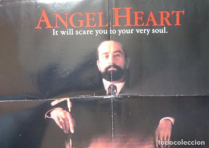 Cine: Angel Heart movie poster,1987,Dolby stereo. - Foto 4 - 109299191