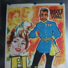 Cine: EL MARISCAL RUDOLF VOGEL AÑO 1961 . Lote 109355199