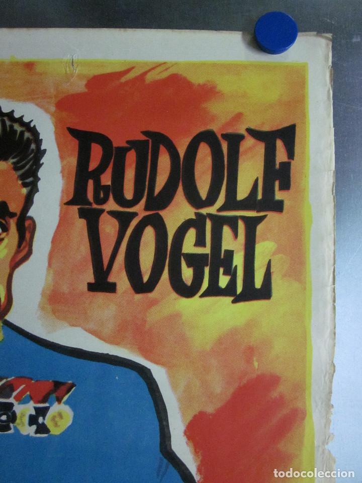Cine: EL MARISCAL RUDOLF VOGEL AÑO 1961 - Foto 2 - 109355199