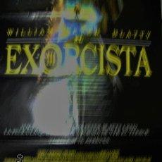 Cine: CARTELERA ORIGINAL 70X100 EL EXORCISTA. Lote 109333451