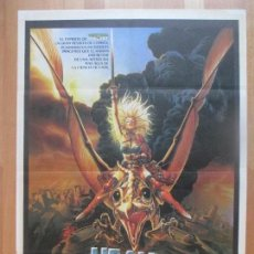 Cine: CARTEL CINE, HEAVY METAL, RICHARD CORBEN, ANGUS MCKIE, 1981, C1348. Lote 109456883