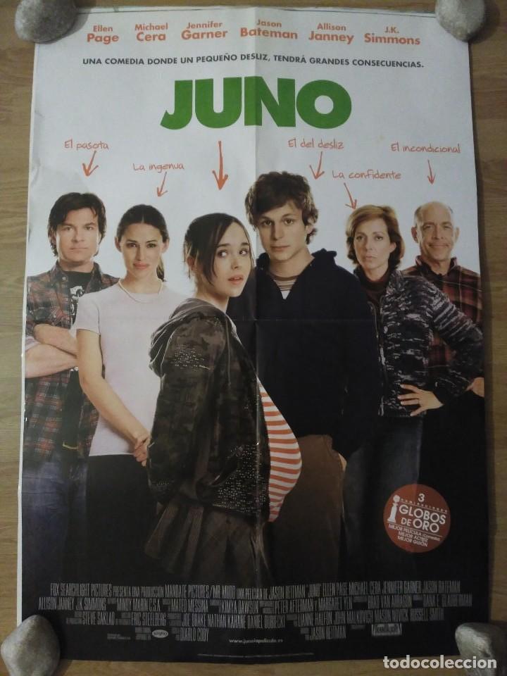JUNIOR - APROX 70X100 CARTEL ORIGINAL CINE (L43) (Cine - Posters y Carteles - Comedia)