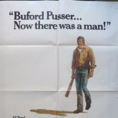 Cine: FINAL CHAPTER-WALKING TALL MOVIE POSTER,1977,CHARLES A.PRATT. Lote 109620391