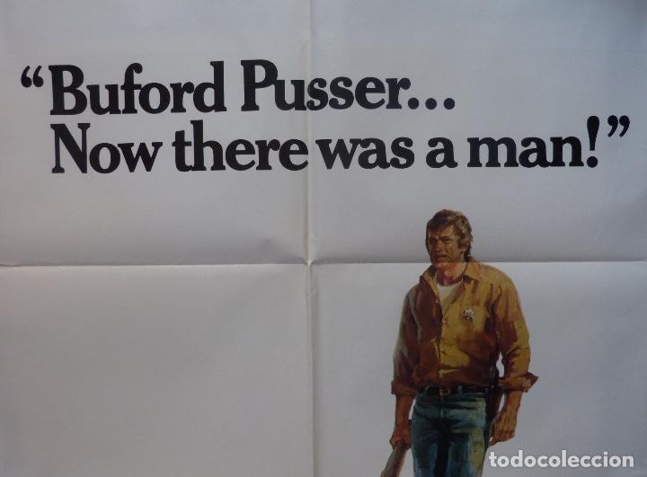 Cine: Final chapter-Walking tall movie poster,1977,Charles A.Pratt - Foto 2 - 109620391