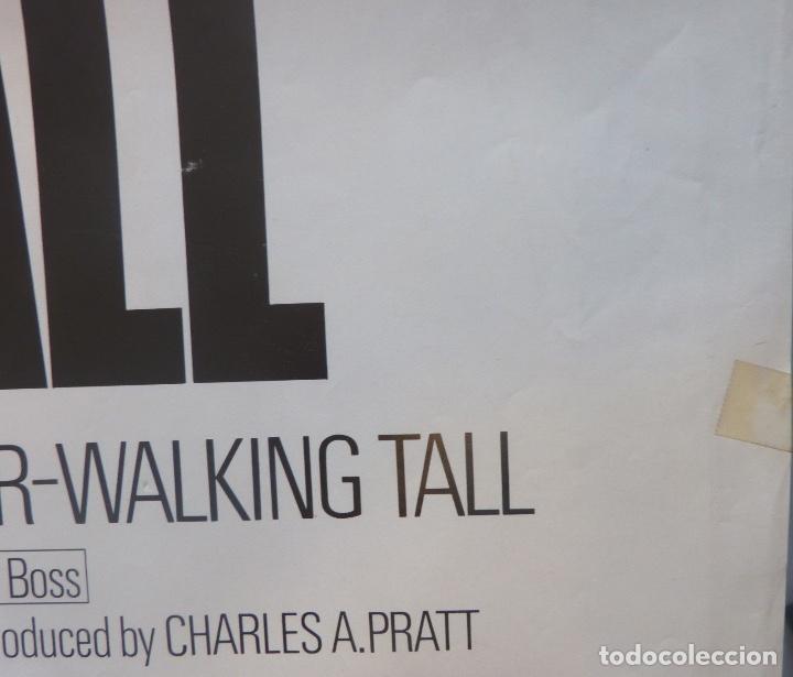Cine: Final chapter-Walking tall movie poster,1977,Charles A.Pratt - Foto 4 - 109620391