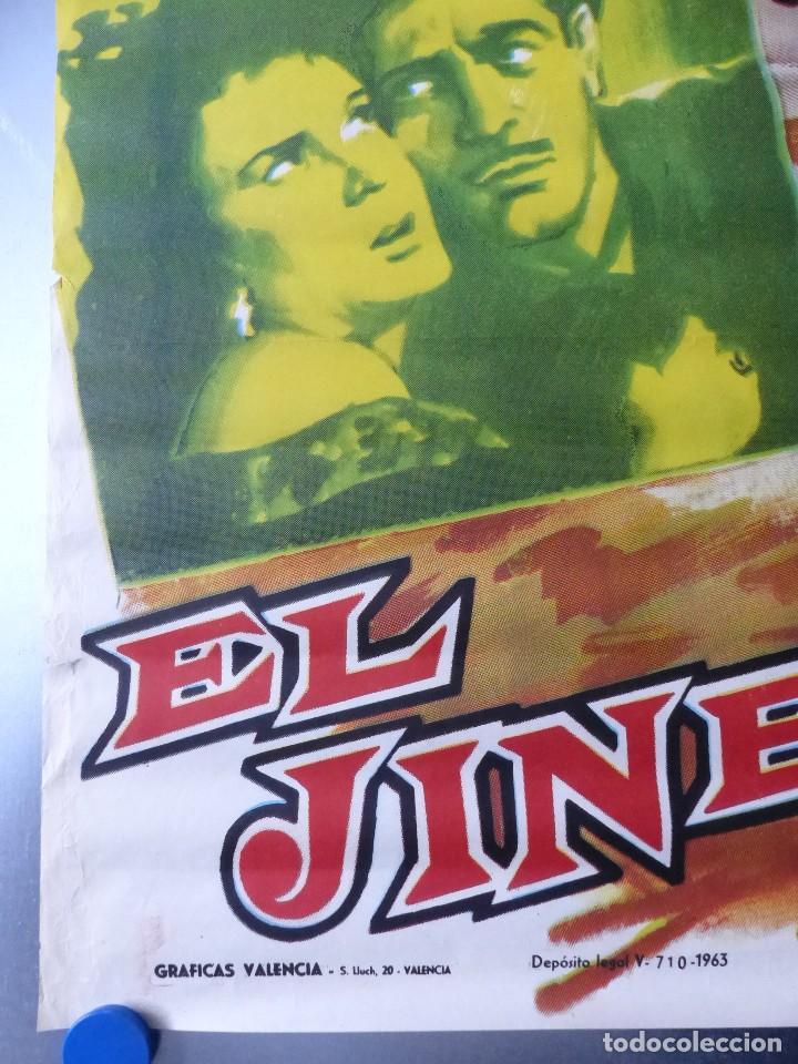Cine: EL JINETE NEGRO - JULIO ALDAMA, MAURICIO GARCES - AÑO 1963 - Foto 3 - 109711559