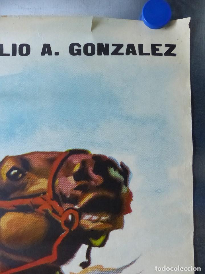 Cine: EL JINETE NEGRO - JULIO ALDAMA, MAURICIO GARCES - AÑO 1963 - Foto 6 - 109711559