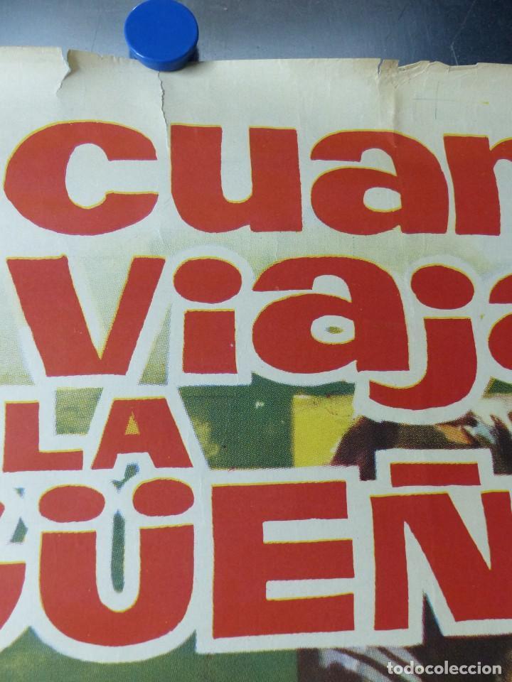 Cine: CUANDO VIAJA LA CIGÜEÑA - LIBERTAD LAMARQUE, ARTURO DE CORDOVA - AÑO 1961 - Foto 6 - 109713327