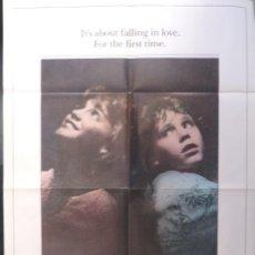 Cine: LUCAS MOVIE POSTER,1986,TWENTIETH CENTURY-FOX.. Lote 110145643